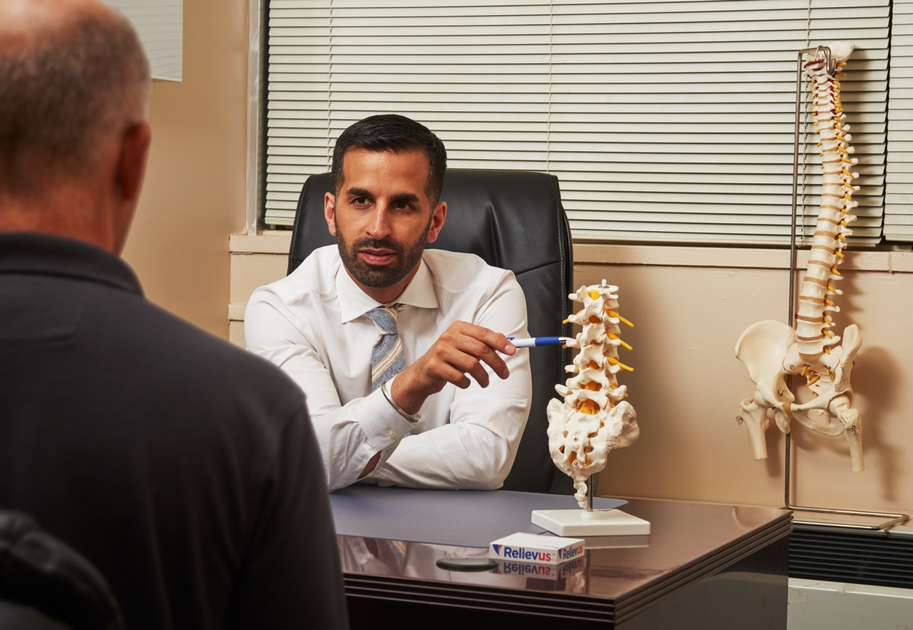 pain doctor Dr, Purewal explains back pain