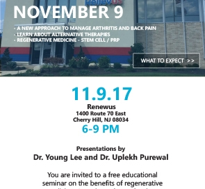 RenewUs Educational Seminar by Relievus